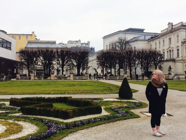 Panorama Sound of Music Tour: Mirabell Gardens