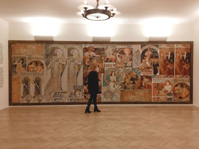 Prague, Czech Republic - Travel Itinerary - Alfons Mucha