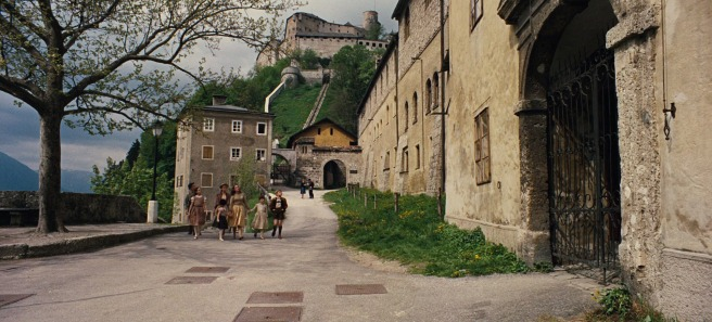 Sound of Music Tour and AirBNB in Salzburg, Austria