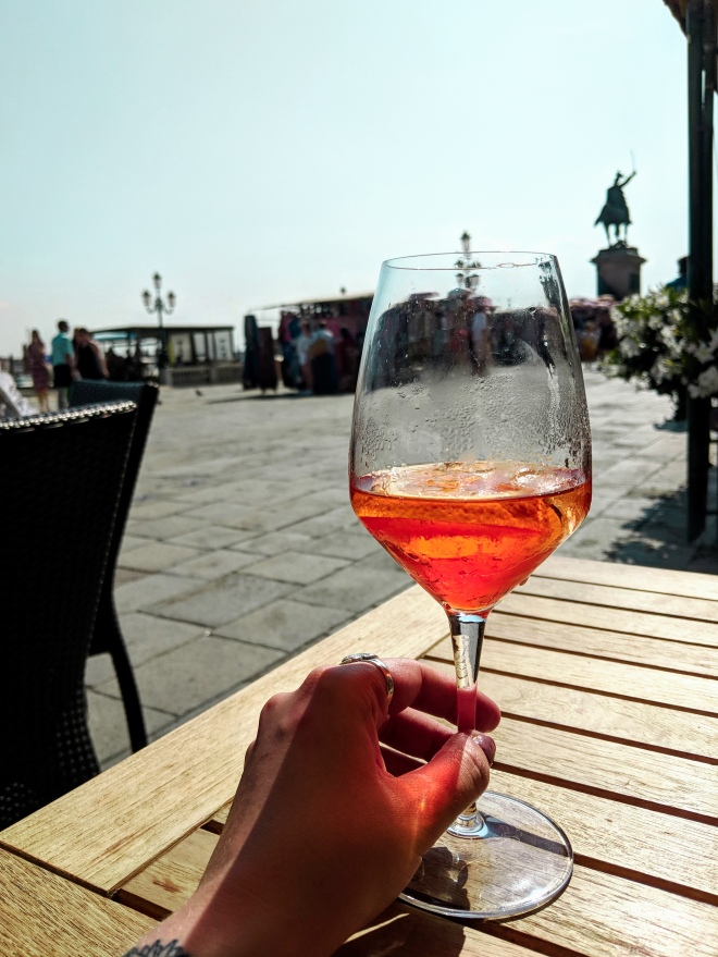 Aperol Spritz - Venice, Venezia, Italy