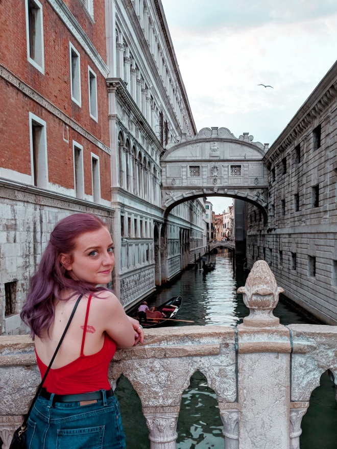 Bridge of Sighs - Venice, Venezia, Italy
