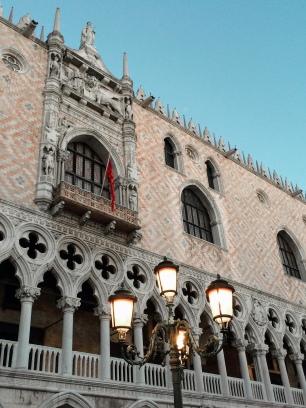 Doge's Palace - Venice, Venezia, Italy