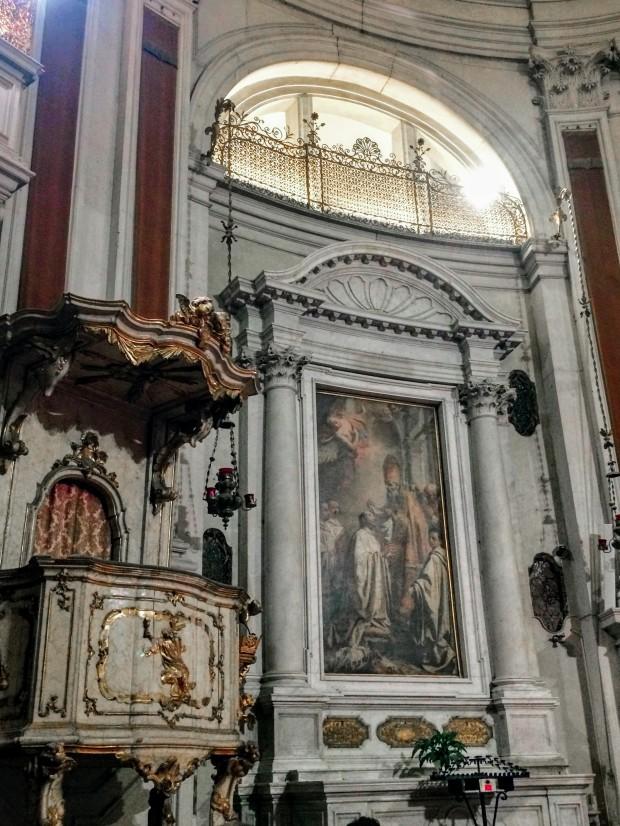 Church of the Pietà - Saint Mary of the Visitation - Venice, Venezia, Italy