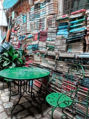 Acqua Alta Library - Venice, Venezia, Italy