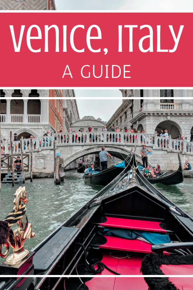 Venice, Italy - A Travel Guide