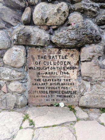 Battle of Culloden - Scotland, UK