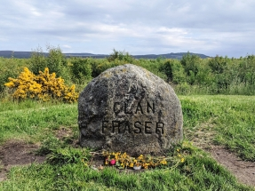 Battle of Culloden - Scotland, UK