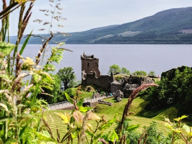 Urquhart Castle - Inverness, Scotland, UK