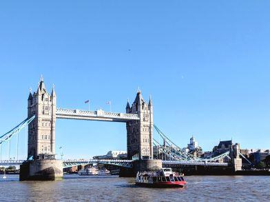 Tower Bridge - September 2018 - London, UK