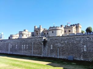 Tower of London - September 2018 - London, UK
