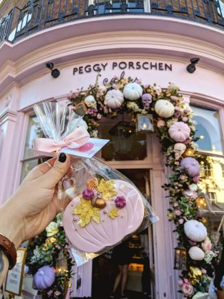 Peggy Porschen Cakes - London, UK - September 2018