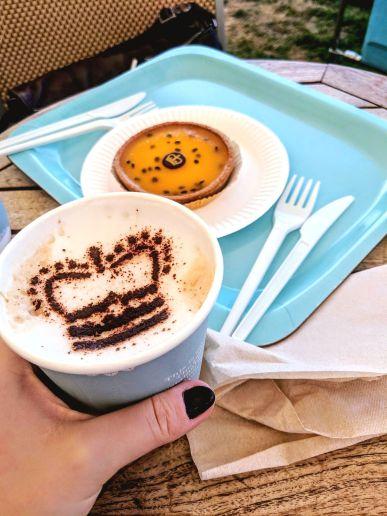 Garden Cafe - Buckingham Palace - September 2018