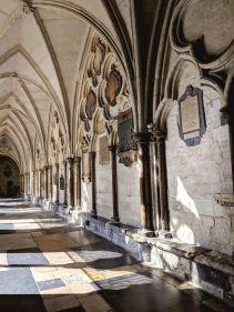 Westminster Abbey - London, UK - September 2018