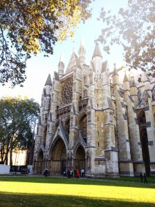 Westminster Abbey - London, UK - September 2018
