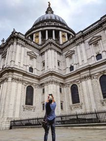 St. Paul's Cathedral - London, UK - September 2018