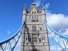Tower Bridge - London, UK - September 2018