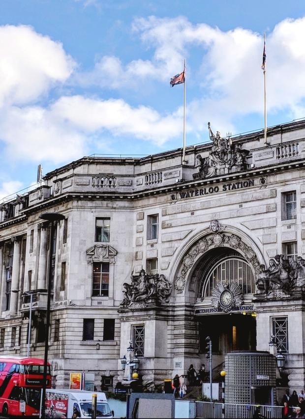 Waterloo Station - London, UK - September 2018
