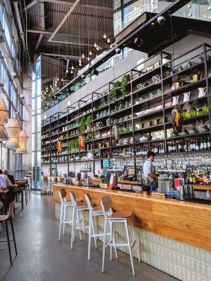 The Drift Restaurant - London, UK - September 2018