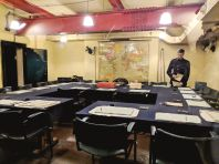 Churchill War Rooms - London, UK - September 2018