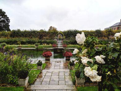 The Sunken Garden - Kensington Palace - London, UK
