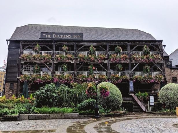 The Dickens Inn - London, UK