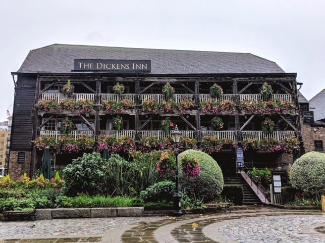 The Dickens Inn - London, UK