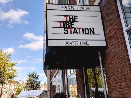 The Tire Station - Amsterdam, Netherlands