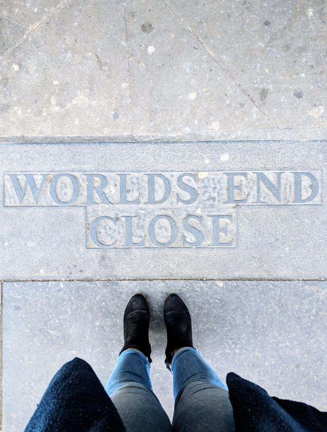 The World's End Pub, Edinburgh - Outlander Story Location