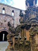 Linlithgow Palace, Scotland, UK - Outlander Filming Location