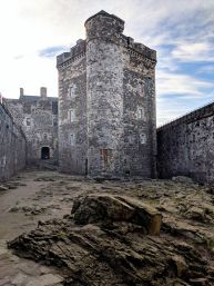 Blackness Castle, Scotland, UK - Outlander Filming Location