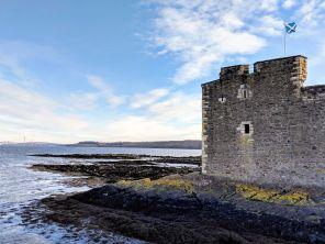 Blackness Castle, Scotland, UK - Outlander Filming Location