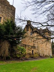 Dean Castle, Scotland, UK - Outlander Filming Location