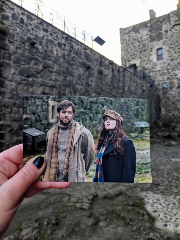 Blackness Castle, Blackness - Outlander Filming Location