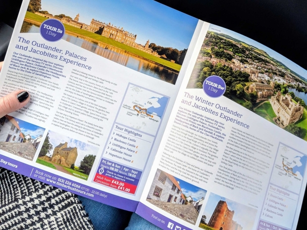 Outlander Tours in Scotland, UK