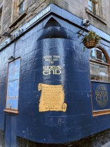 The World's End Pub, Edinburgh, UK - Outlander Story Location