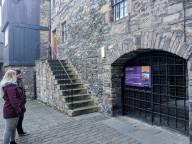 Bakehouse Close, Edinburgh, UK - Outlander Filming Location