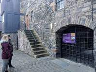 Bakehouse Close, Edinburgh, UK - Outlander Filming Location