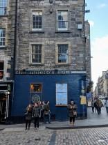 The World's End Pub, Edinburgh, UK - Outlander Story Location