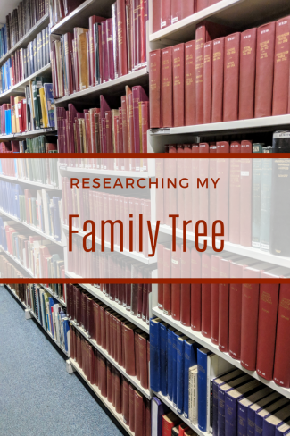 Reaching my Family Tree with Ancestry in London, UK