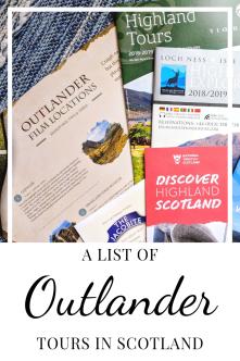 Outlander Tours in Scotland