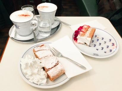 Cafe Konditorei Fürst - Salzburg Austria