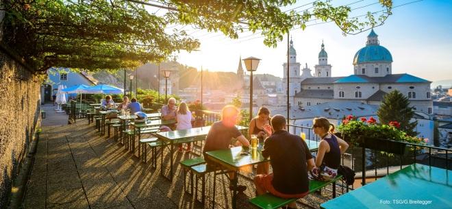 Restaurant Stieglkeller - Salzburg Austria