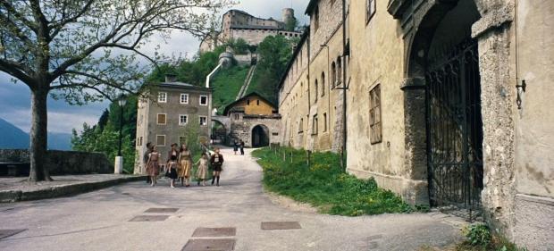 AirBNB Sound of Music Location - Salzburg Austria