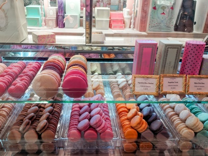 Laduree Patiserie - Paris, France