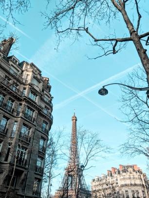 The Eiffel Tower - Paris, France