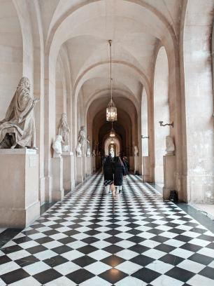 The Palace of Versailles - Paris, France